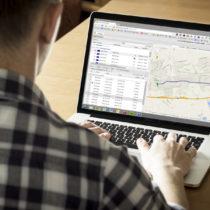 Auto-GPS-Tracker (Flottenportal)