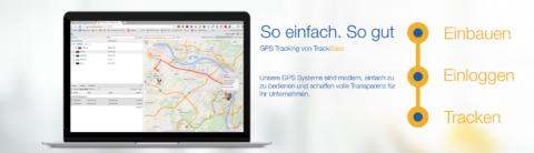 PKW Tracker optimieren Arbeitsabläufe
